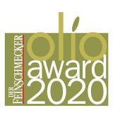 Feinschmecker olio award 2020 - DOP Umbria colli del Trasimeno BIO / among the best 250 extravirgins in the world