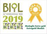 BIOL 2019 - DOP Umbria Colli del Trasimeno BIO / extragold medal