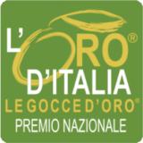 L'oro d' Italia 2019 - 3° classificato cat. Oli Biologici (fruttato medio) - Leccino monocultivar BIO